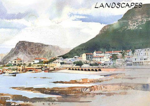 Kalk Bay | Paul Andrew Watercolors