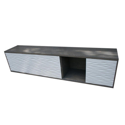 Plasma Unit - Grey TV Stand