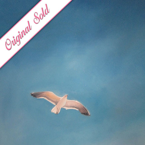 Seagull | Meshell Andrew Paintings
