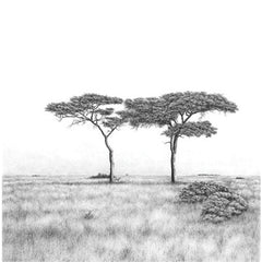 Together | Trees pencil Art