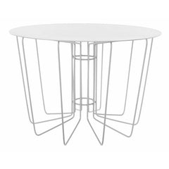 White Spider Design Coffe Table | Modern Wire Tables