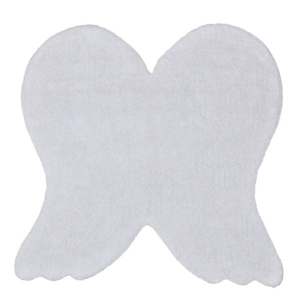 Silhouette Angel Wings Rugs