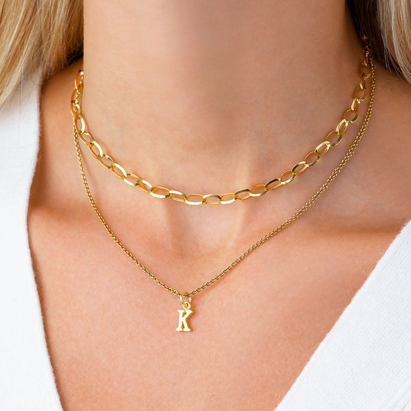 Chain Alice Gold