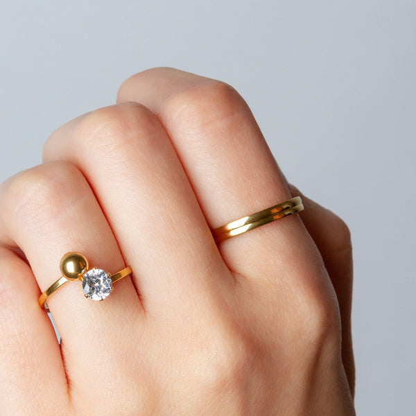 Amy Gold Ring