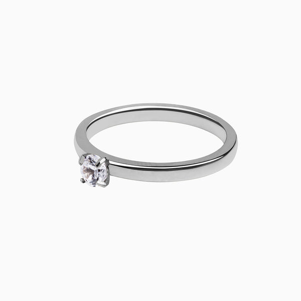 Paris Silver Ring