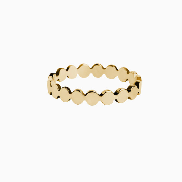 Paradise Gold Ring