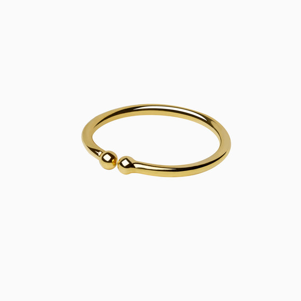 Ring Stylish Gold