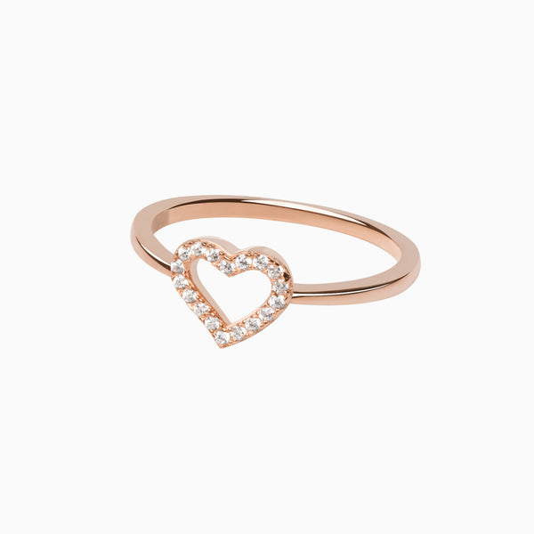 Ring Infinity Rose Gold