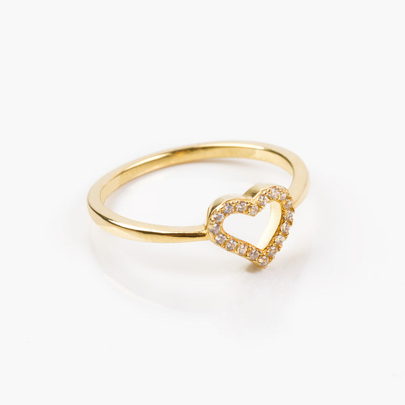 Ring Infinity Gold