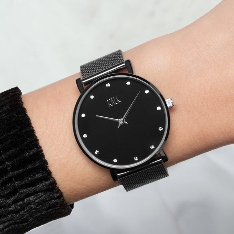 Dreamy Black Watch