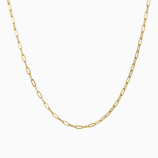 Necklace Chain Gold