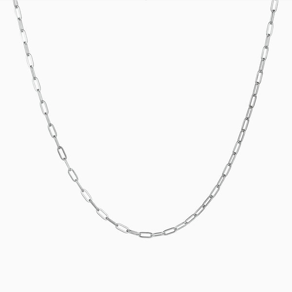 Necklace Chain Silver