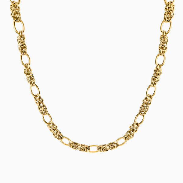 Necklace Monaco Gold