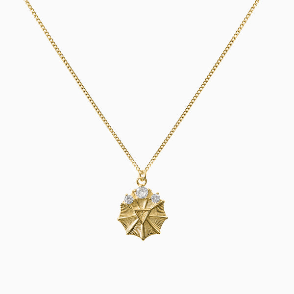 Necklace Trei Gold
