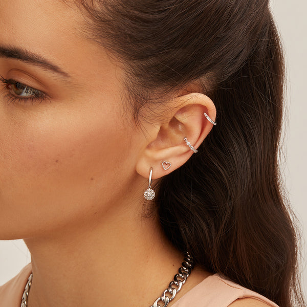 Margot Piercing Silver