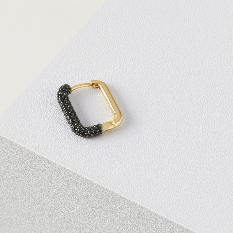 Couture Nero Piercing Gold