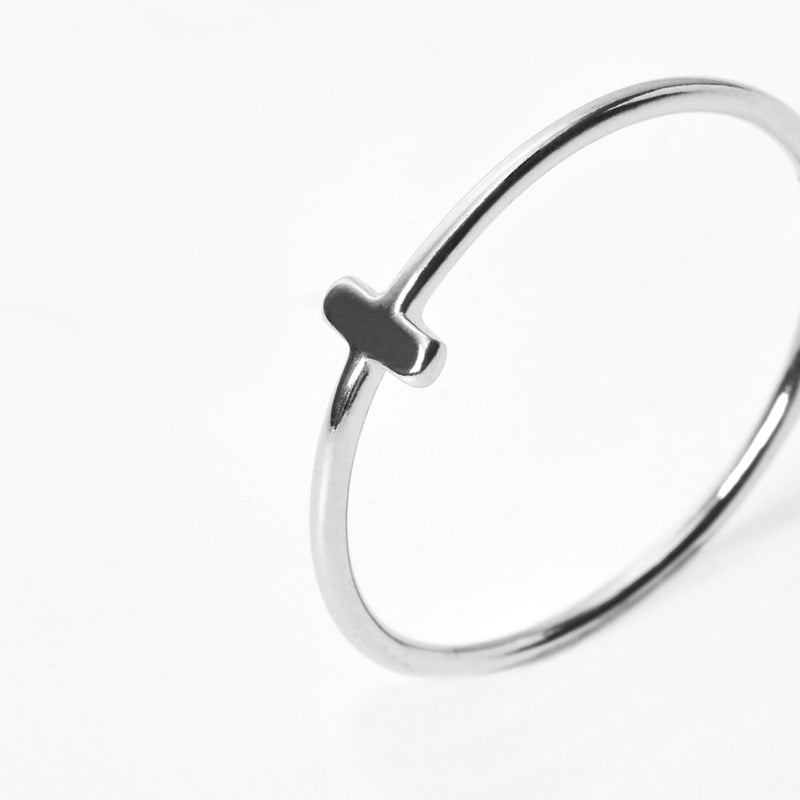 Ring Stick Silver