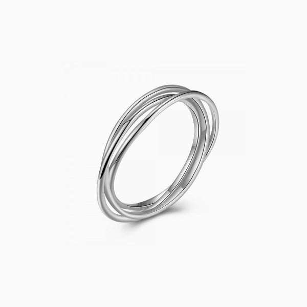 Maia Silver Ring