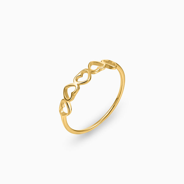 Ring Amore Gold