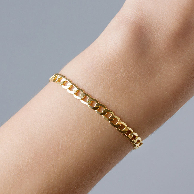 Replay Gold Bracelet