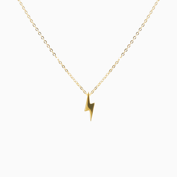 Ray Gold Pendant