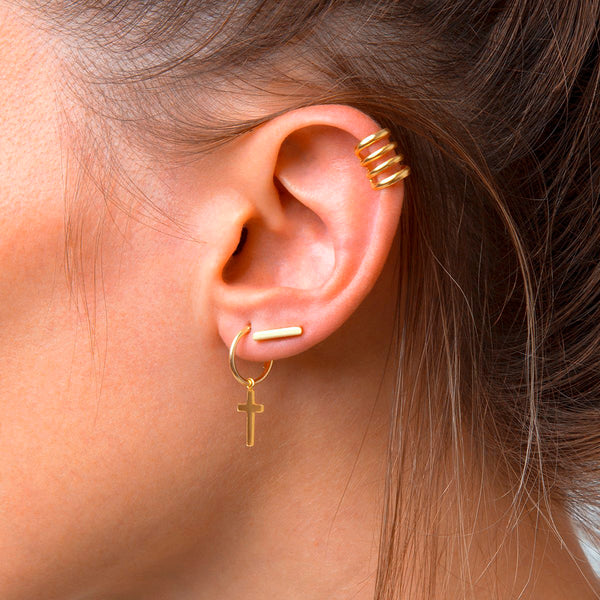 Stick Gold Piercing