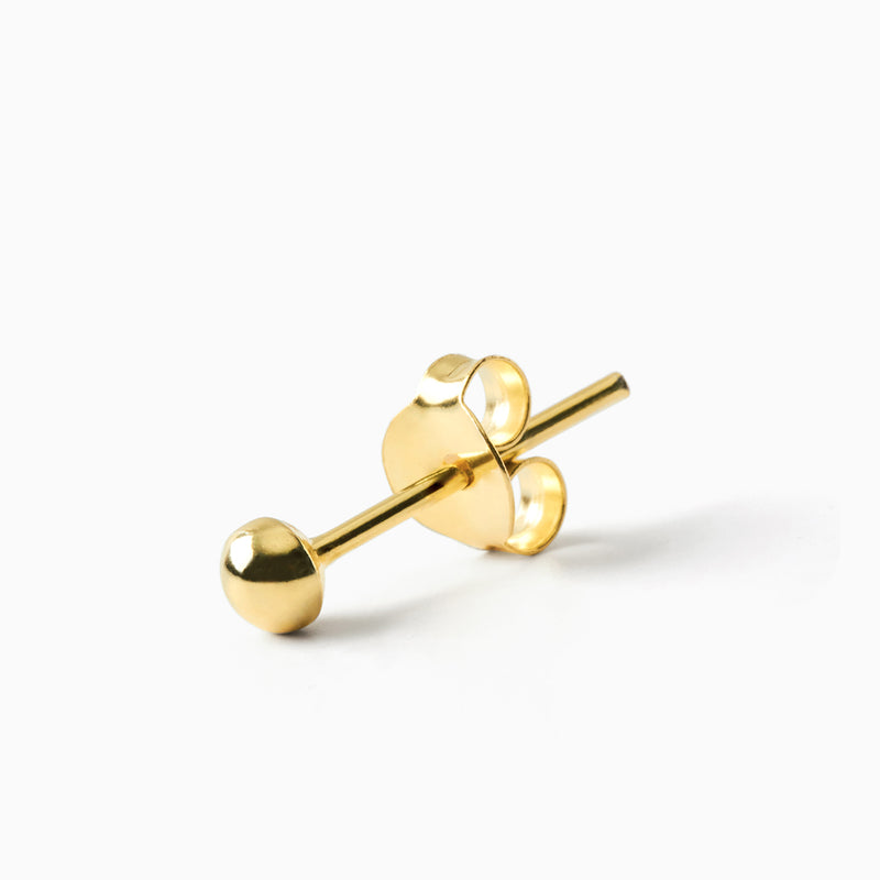 Bead Piercing Gold