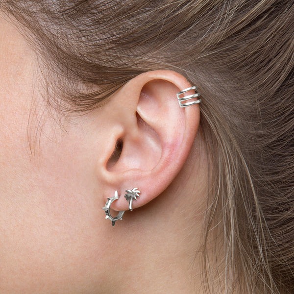Palm Silver Piercing