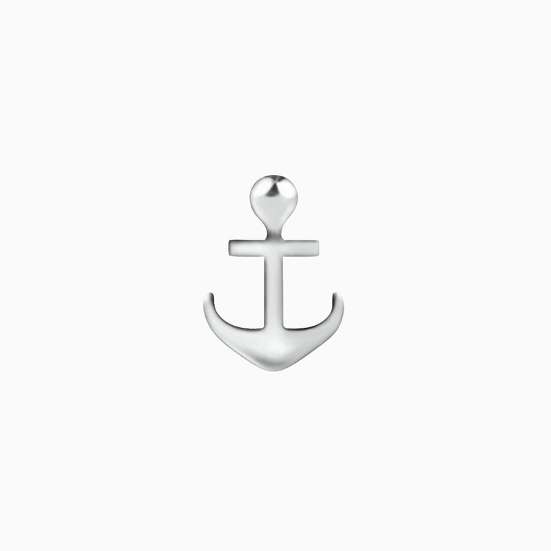 Anchor Silver Piercing
