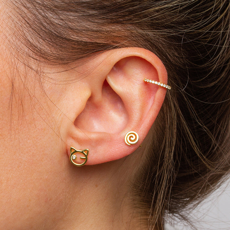Tolouse Gold Piercing