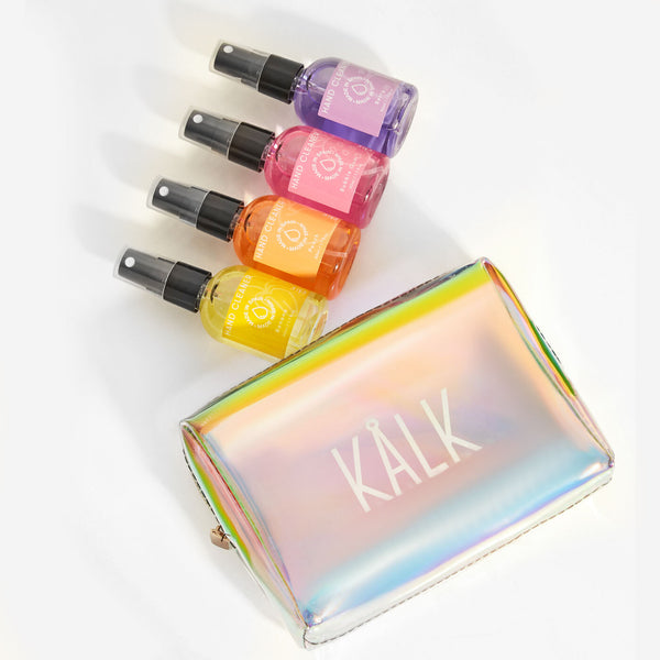 Make Up Bag Kalk Sprays
