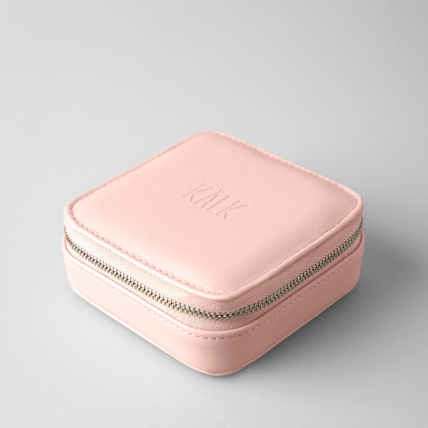 Kalk Pink Travel Case