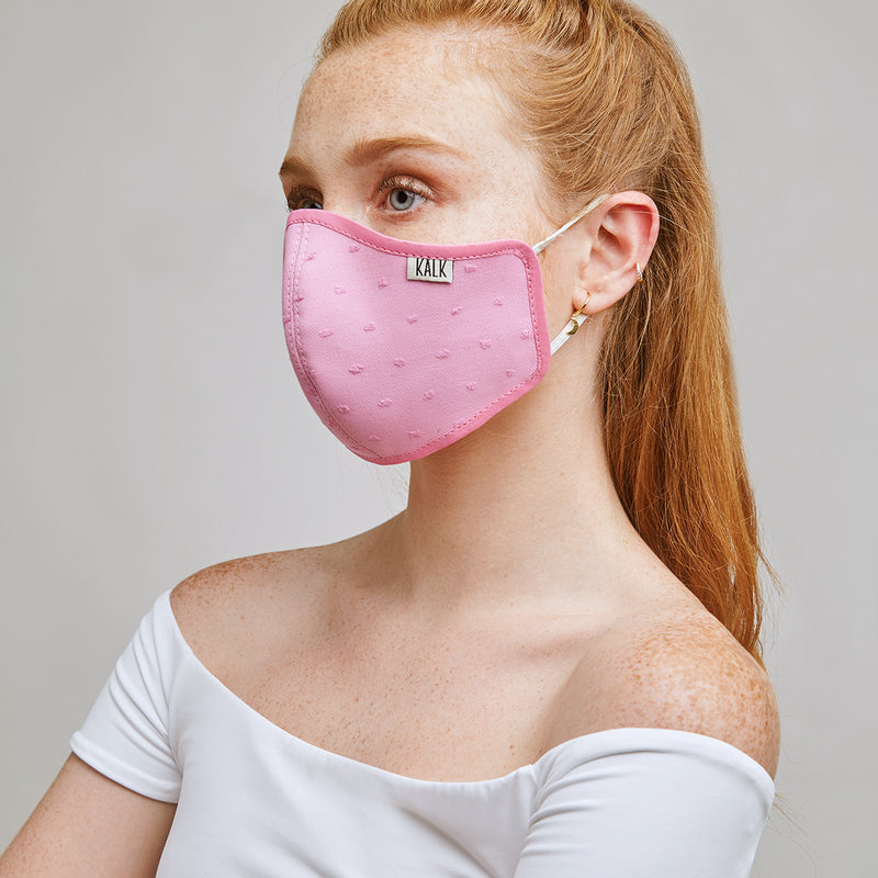 Kalk Mask Flamingo