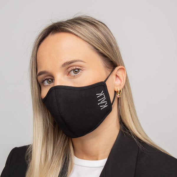 Kalk Mask Glam Black