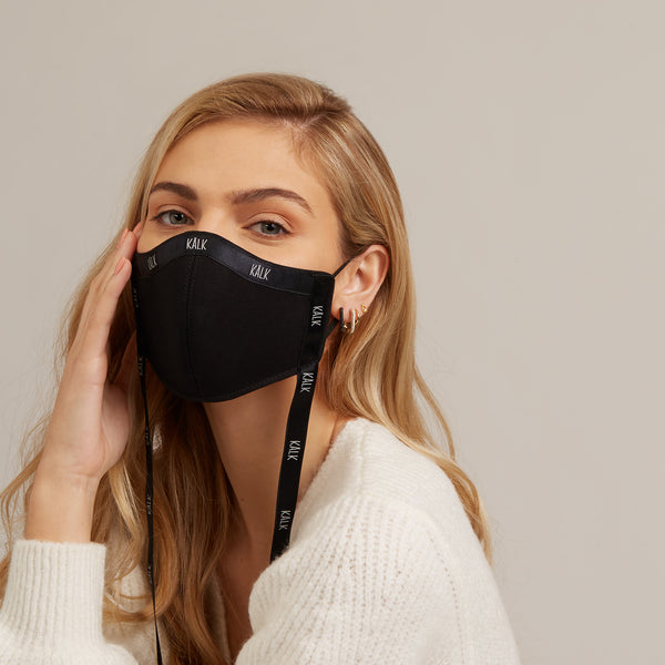 Kalk Mask Atelier Black