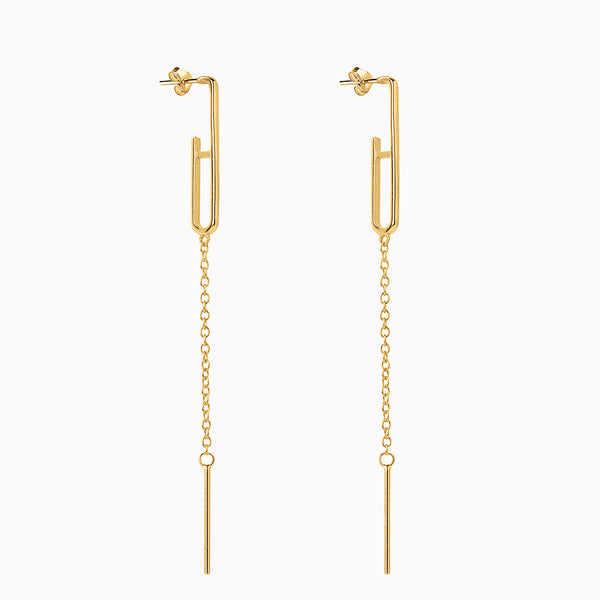 Eternal Earrings Gold