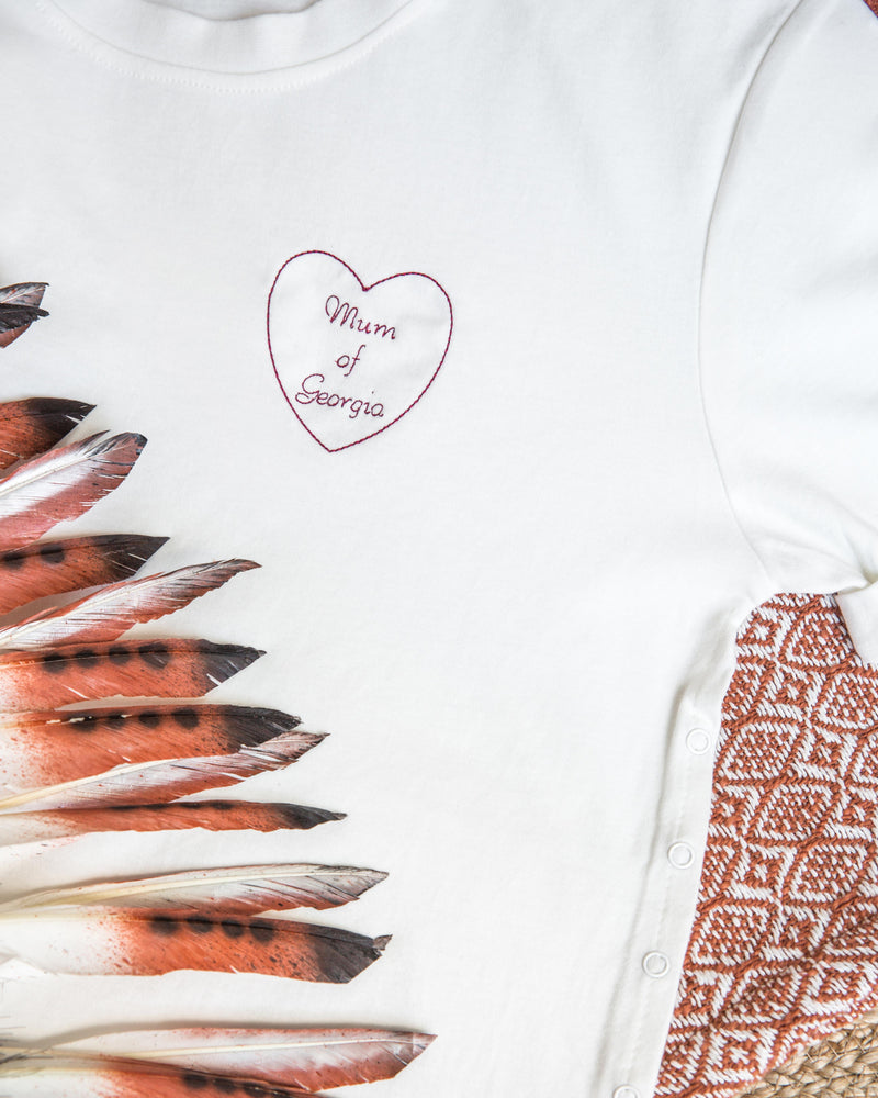 Customized HEART TO HEART T-Shirt