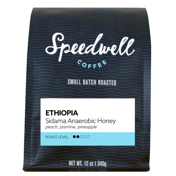 Ethiopia Sidama Anaerobic Honey