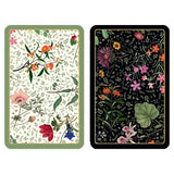 Caspari English Country Garden Playing Cards - 2 Decks Included