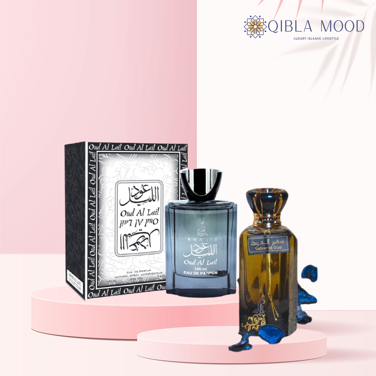PACK 2 IN 1 SAFEER AL OUD + OUD AL LAYL
