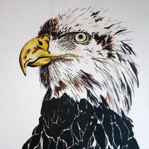 'EAGLE' by GRACE TAYLOR