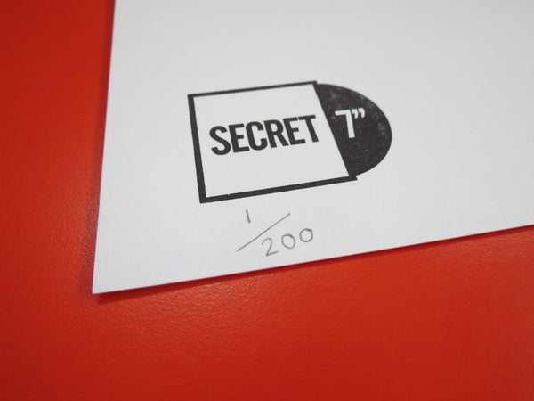 "'SECRET 7""' by MATT (H) BOOTH"