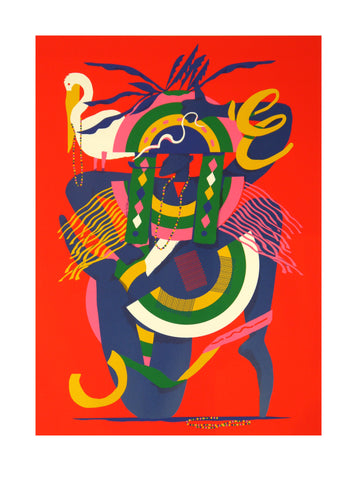 'BIG CHIEF' by ALEC DOHERTY