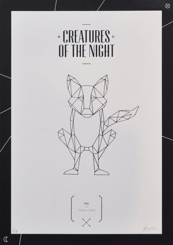'CREATURES OF THE NIGHT (FOX)'  by BD NETWORK