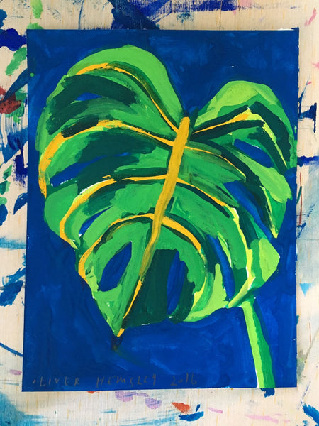 MONSTERA #3 (SMALL)