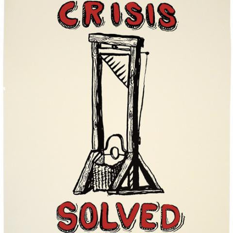 'CRISIS SOLVED' by NOMAD