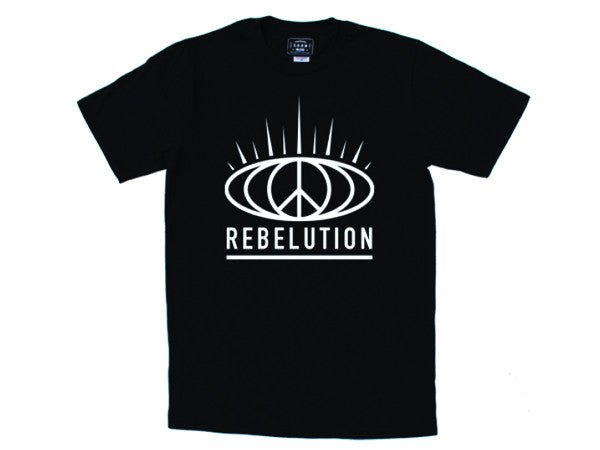 REBELUTION T-SHIRT (Size: Large)