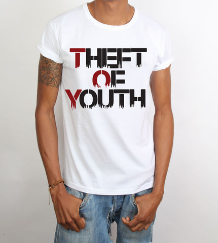 THEFT OF YOUTH - 'SCRIPT'