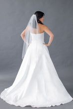Load image into Gallery viewer, farai top adley skirt strapless satin sweetheart wedding dress