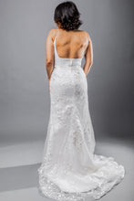 Load image into Gallery viewer, sagrada top kael skirt lace flare wedding dress